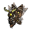 Moth buddy icon