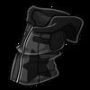 Sleevelessstar black icon