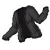 Baggycardigan black thumb