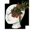 Mannequin headsuccutelent autumn