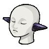 Space skin thespian ears luminous thumb