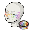 Prism star freckle icon
