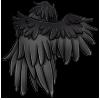 Avoreal thumb wings black