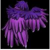 Avoreal thumb wings purple