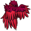 Avoreal thumb wings red