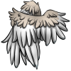 Avoreal thumb wings white