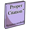 Thumbnail popup proper citation