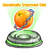 Thumbnail popup genetically improved diet