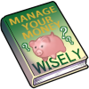 Thumbnail popup manage your money wisely