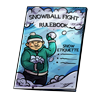 Thumbnail popup snowball fight rulebook