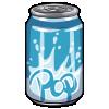 Thumbnail popup soda pop