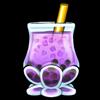 Thumbnail popup bubbletea purple