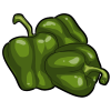 Thumbnail popup bell peppers