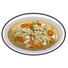 Thumbnail popup chicken noodle soup