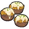 Thumbnail popup crab stuffed mushrooms