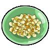 Thumbnail popup egg noodles