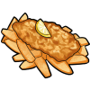 Thumbnail popup fish and chips