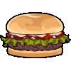 Thumbnail popup hamburger