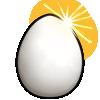 Thumbnail popup genetically enhanced egg