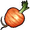 Thumbnail popup plump carrot