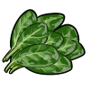Thumbnail popup spinach