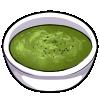 Thumbnail popup split pea soup