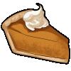 Thumbnail popup sweet potato pie