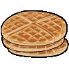 Thumbnail popup waffles