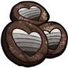 Thumbnail popup monochrome party heartcookies