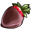 Thumbnail popup chocolate dipped strawberry