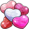 Thumbnail popup palentine candyhearts
