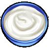 Thumbnail popup strained yogurt
