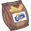 Thumbnail popup chips pepper