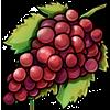 Thumbnail popup red grapes