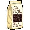 Thumbnail popup vanilla coffee beans