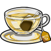 Thumbnail popup white tea