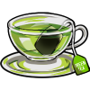 Thumbnail popup green tea