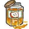 Thumbnail popup apple jam