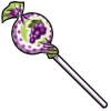 Thumbnail popup lollipop grape
