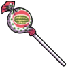 Thumbnail popup lollipop watermelon