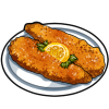 Thumbnail popup fried cod