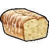 Thumbnail popup pound cake