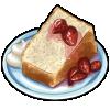 Thumbnail popup angel food cake