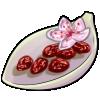 Thumbnail popup dried cherries