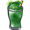 Thumbnail popup lucky clover smoothie