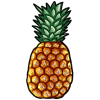 Thumbnail popup pineapple