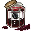 Thumbnail popup blackberry jam