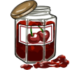 Thumbnail popup cherry jam
