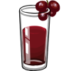 Thumbnail popup grape juice
