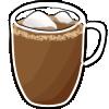 Thumbnail popup hot chocolate